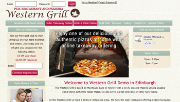 Order Wizard Restaurant Marketing Demo 4