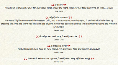 Restaurant Marketing Reviews
