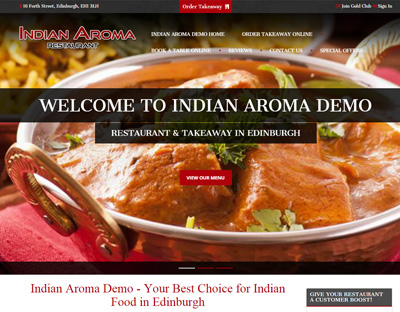 Indian Aroma